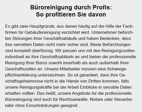 Reinigungskräfte in 63843 Niedernberg