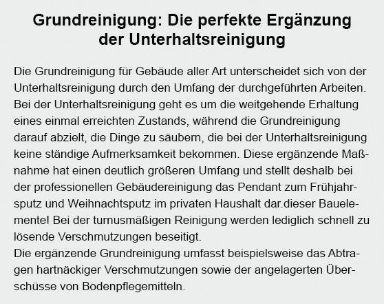 hausmeisterservice in 63825 Blankenbach